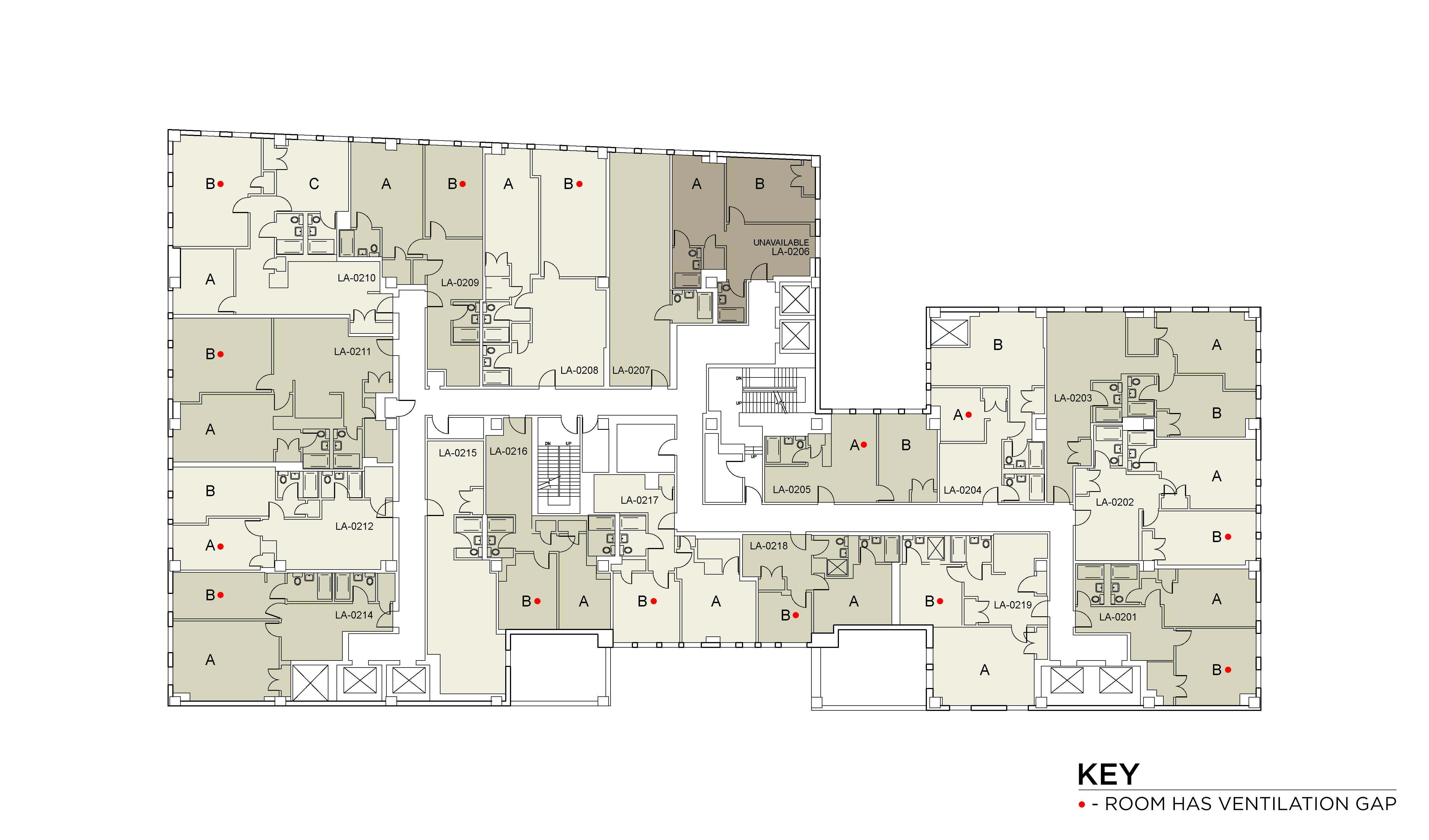 12 Luxury Nyu Palladium Floor Plan